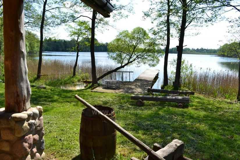 Homestead near the lake, 25km from Vilnius - 23