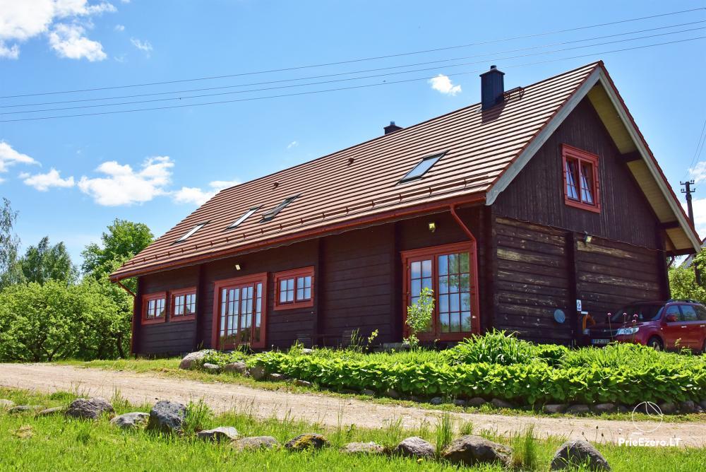 Homestead near the lake, 25km from Vilnius - 4