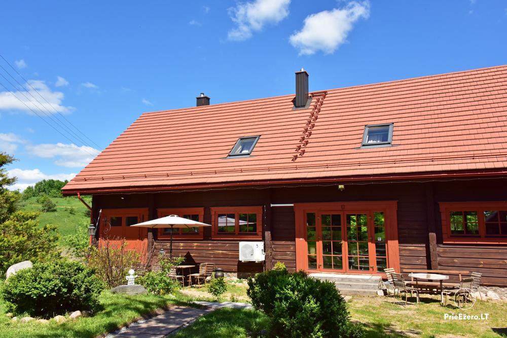 Homestead near the lake, 25km from Vilnius - 5