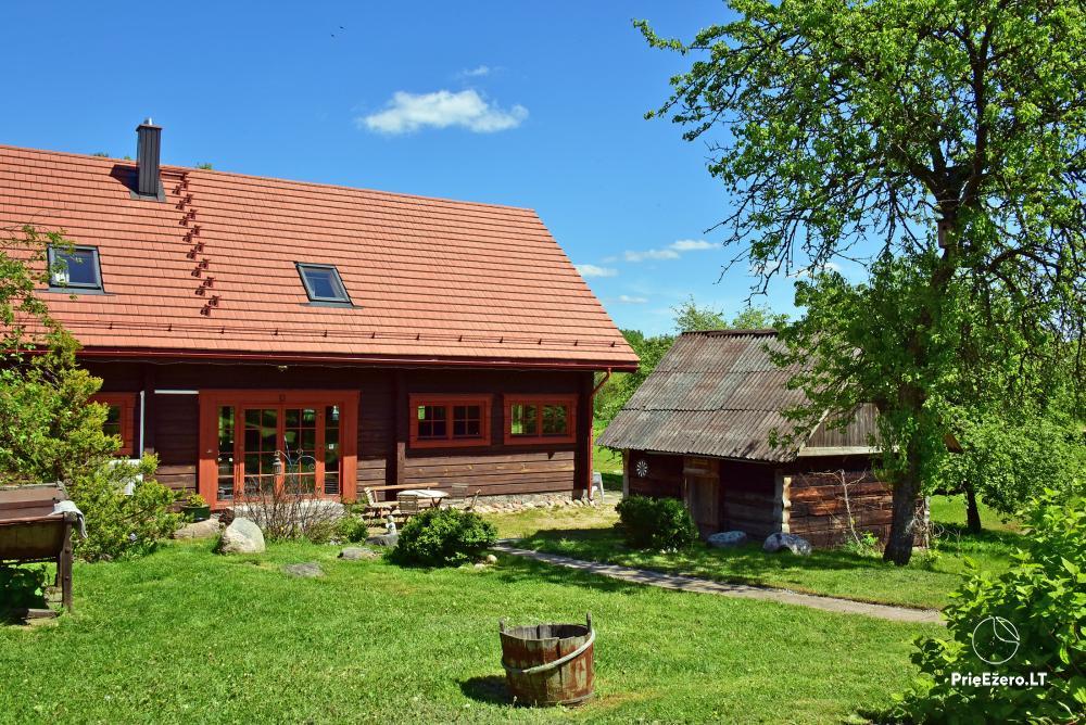 Homestead near the lake, 25km from Vilnius - 6