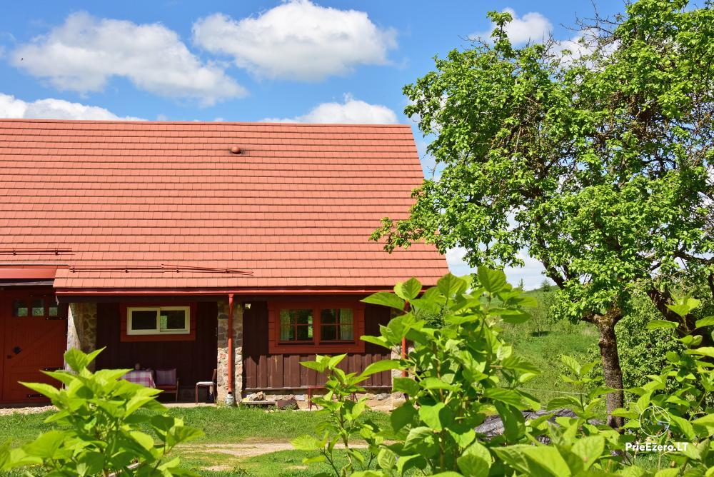 Homestead near the lake, 25km from Vilnius - 47