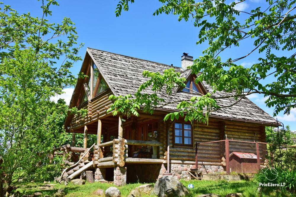 Homestead near the lake, 25km from Vilnius - 29
