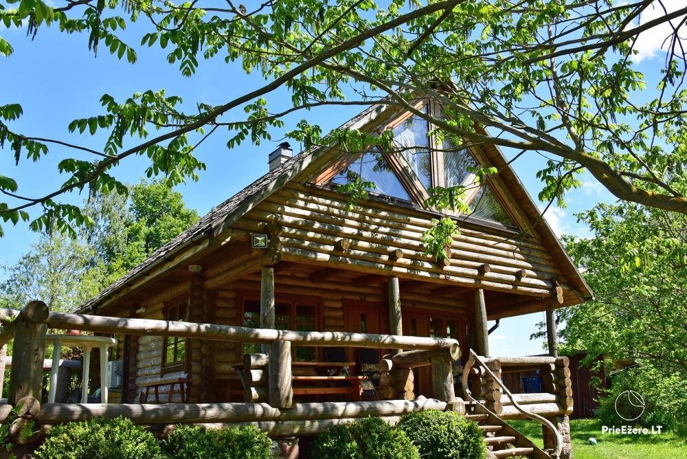 Homestead near the lake, 25km from Vilnius - 28