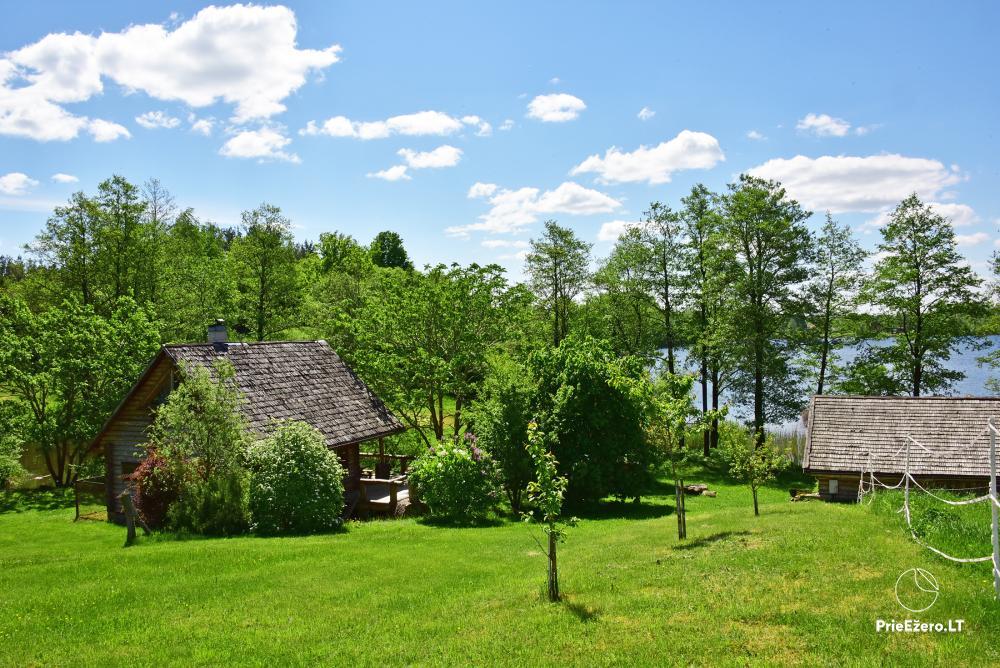 Homestead near the lake, 25km from Vilnius - 34