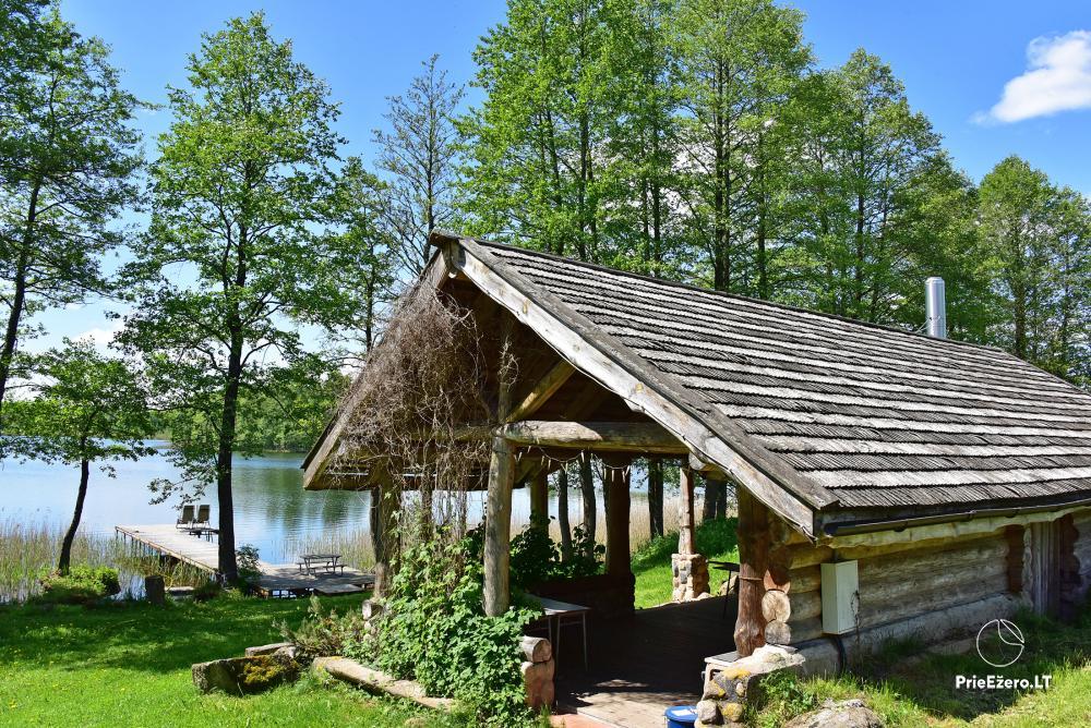 Homestead near the lake, 25km from Vilnius - 41