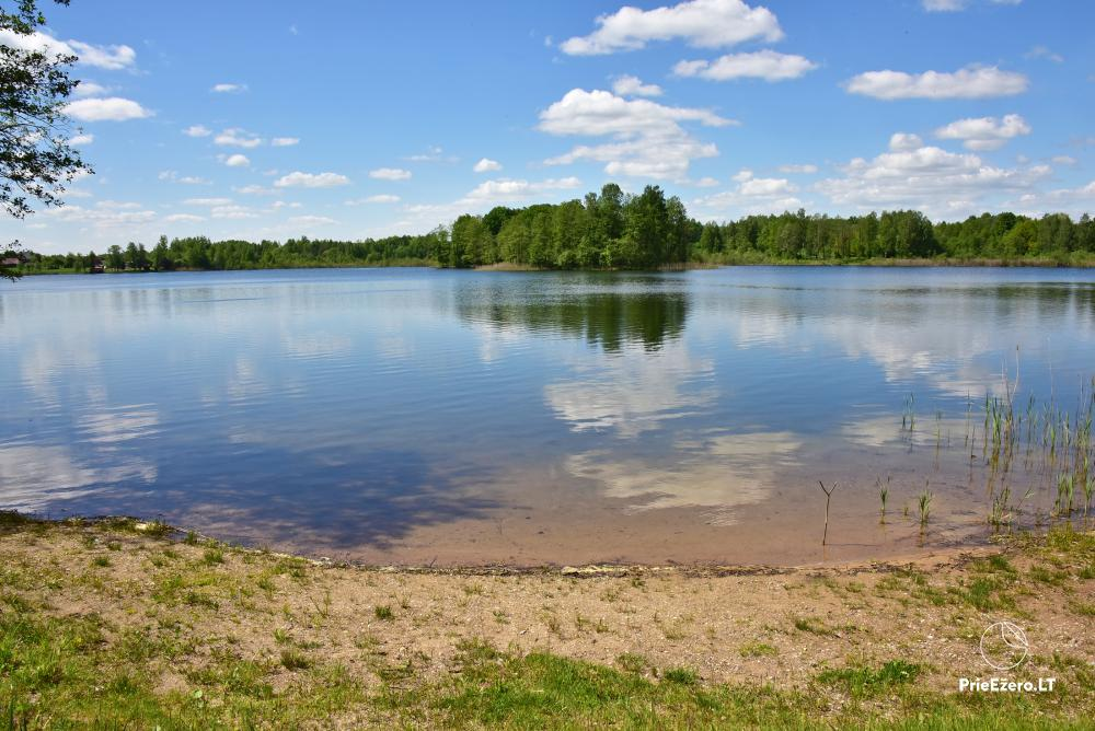 Homestead near the lake, 25km from Vilnius - 38
