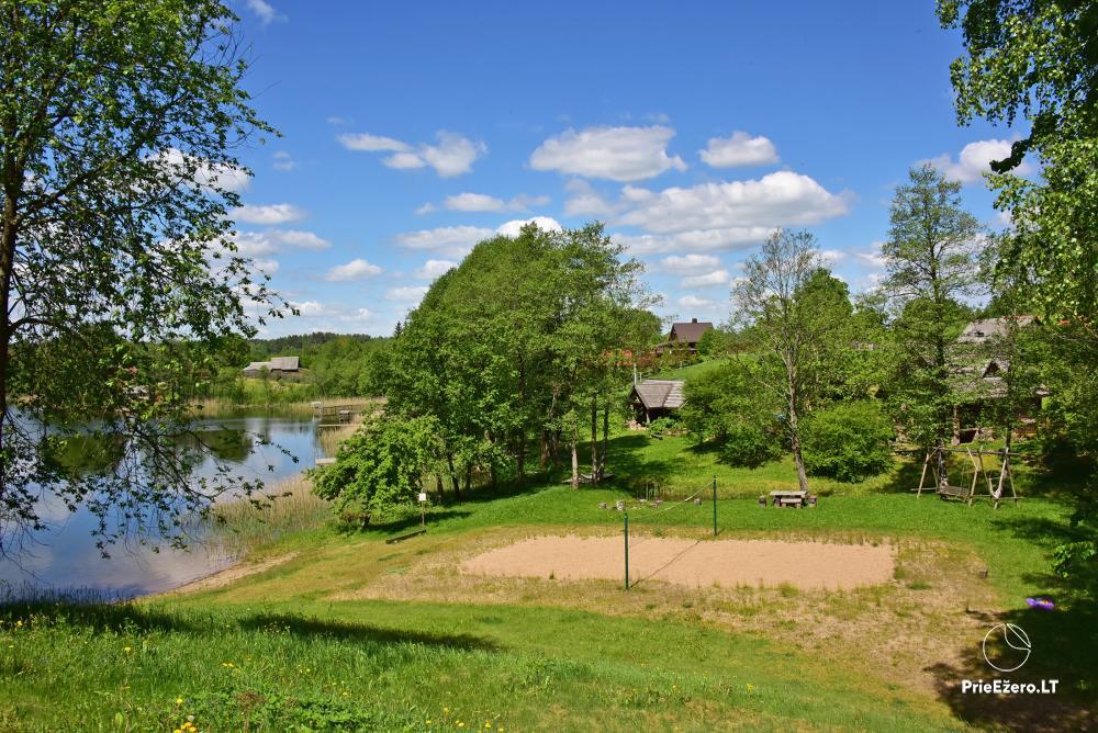 Homestead near the lake, 25km from Vilnius - 36