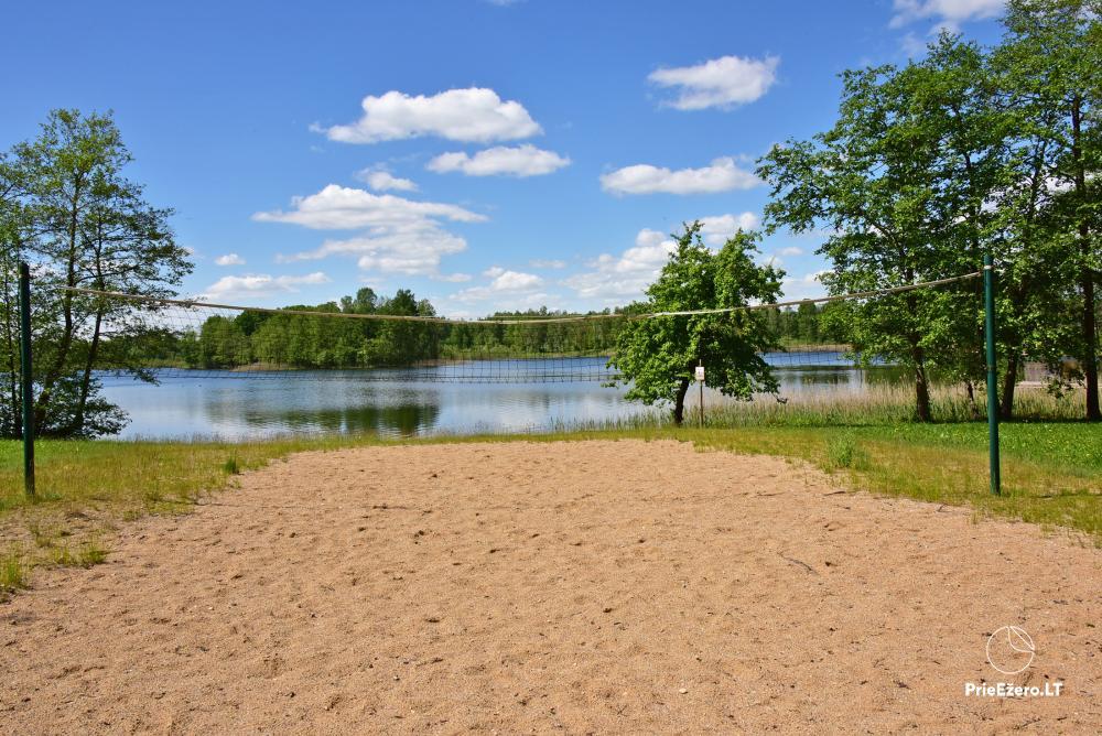 Homestead near the lake, 25km from Vilnius - 37
