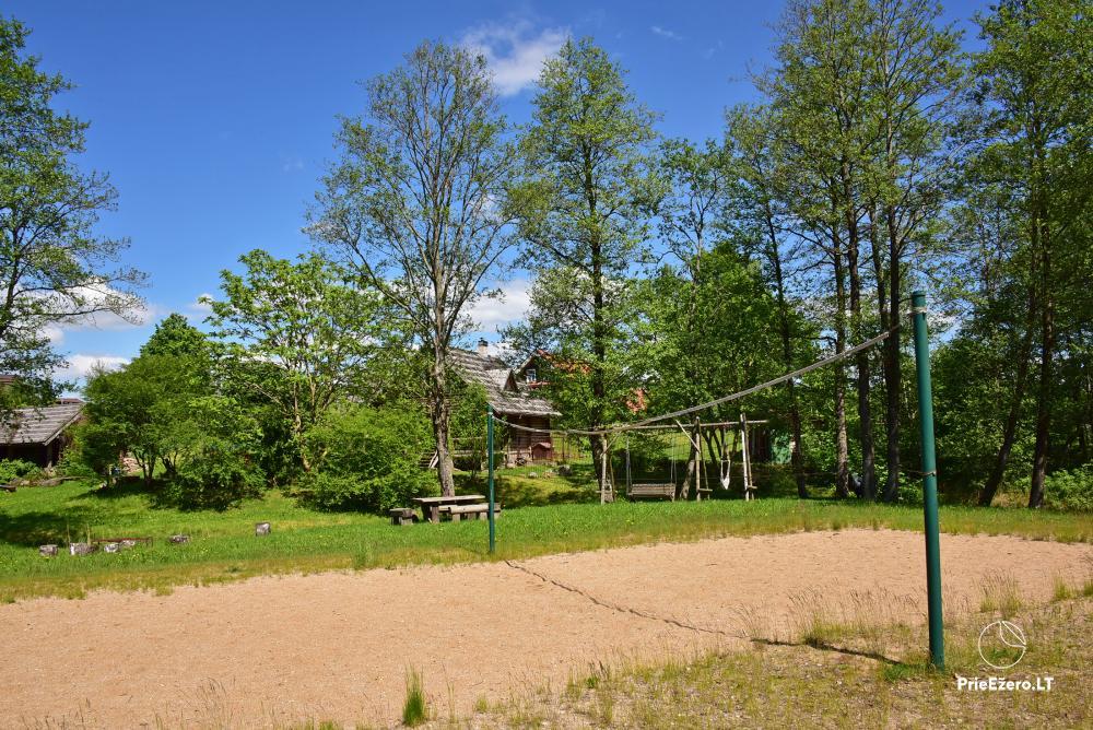 Homestead near the lake, 25km from Vilnius - 35