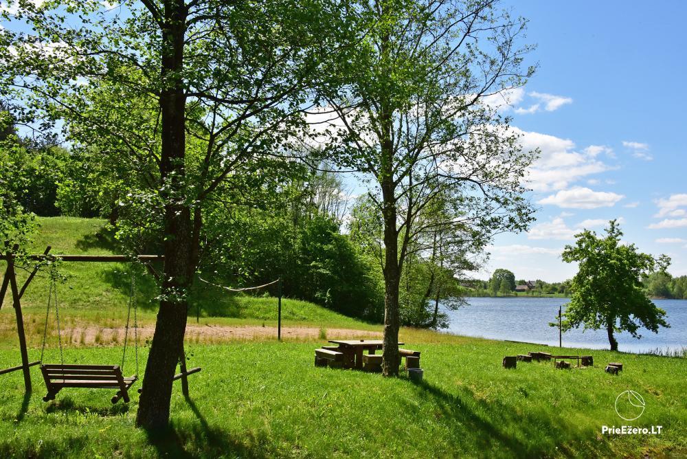 Homestead near the lake, 25km from Vilnius - 45