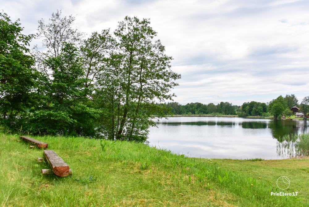 Homestead near the lake, 25km from Vilnius - 20