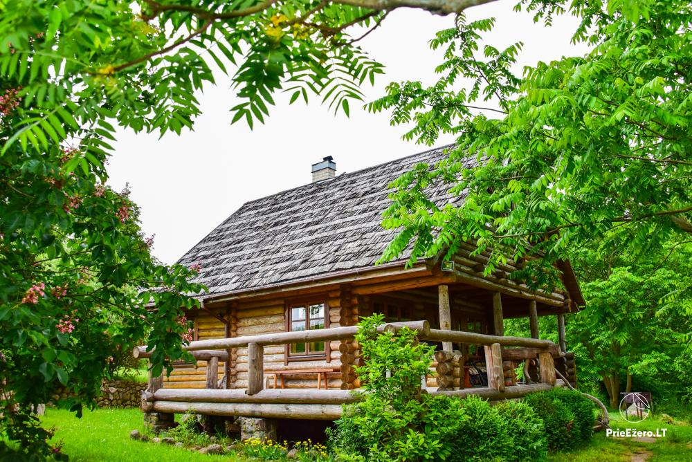 Homestead near the lake, 25km from Vilnius - 16