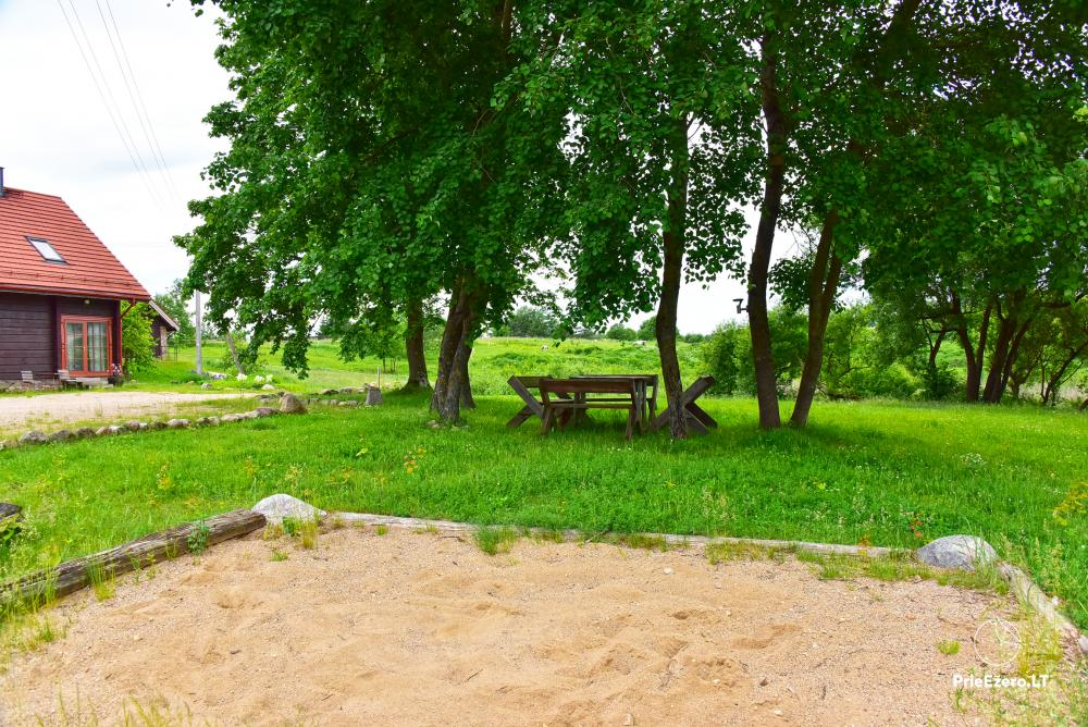 Homestead near the lake, 25km from Vilnius - 7