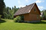 Holiday cottage near the lake Bebrusai