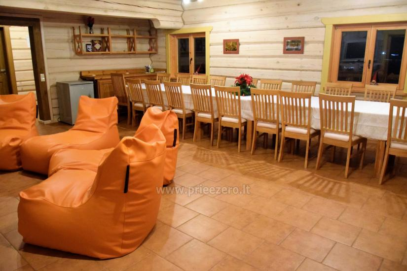 Villa with a banquet hall and bedrooms for up to 14 persons
