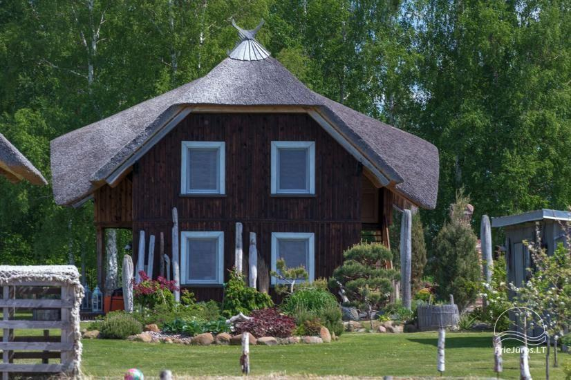 Guest house in Pape Jurgi between the Baltic sea and the lake Pape - 6