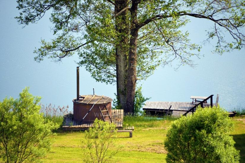 Countryside homestead in Moletai region at the lake Asveja Prie Melnyčios - 32