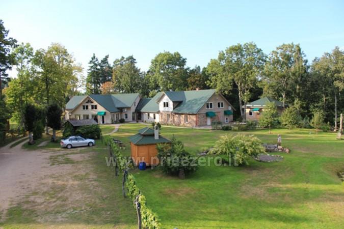 Центр отдыха и здоровья в Юркалне Имантас - 9