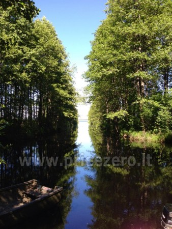 Holiday in Pape, Latvia. Apartments for rent in homestead at the sea Jekaupi - 17