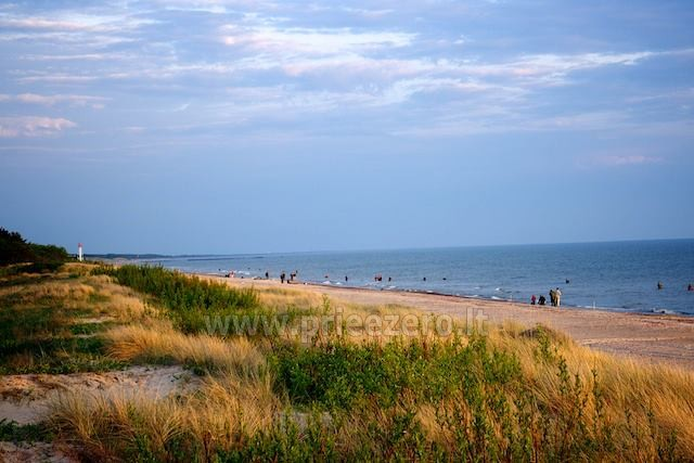 Holiday in Pape, Latvia. Apartments for rent in homestead at the sea Jekaupi - 19