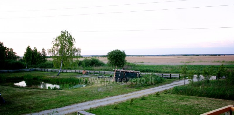 Holiday in Pape, Latvia. Apartments for rent in homestead at the sea Jekaupi - 3
