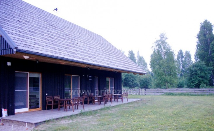 Holiday in Pape, Latvia. Apartments for rent in homestead at the sea Jekaupi - 2