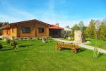 """Homestead """"DUOBYS"""", holiday cottages in Moletai region"""