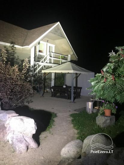 Villa by the lake , in Moletai area - 11