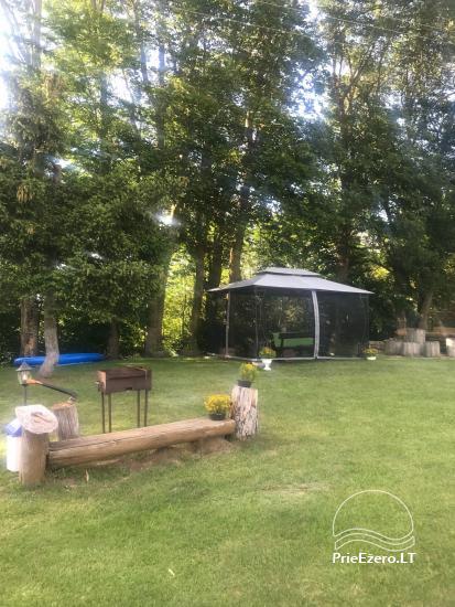 Villa by the lake , in Moletai area - 33