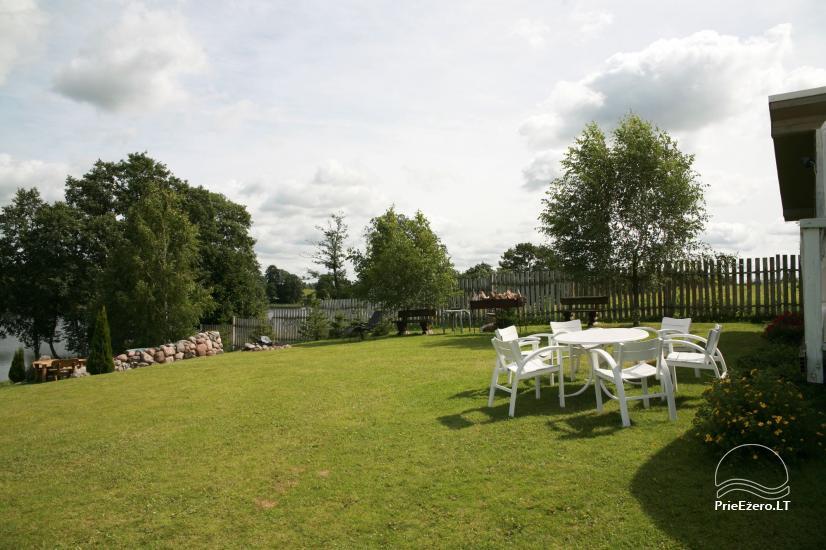 Villa by the lake , in Moletai area - 31