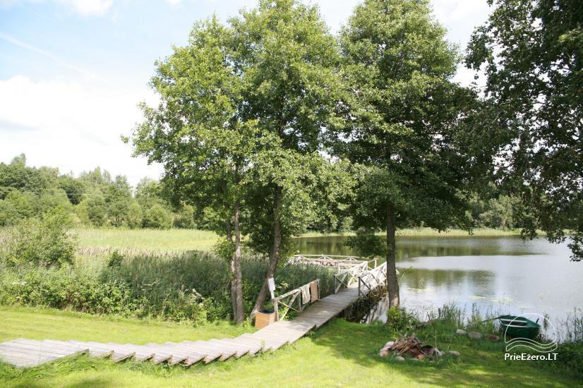 Villa by the lake , in Moletai area - 30
