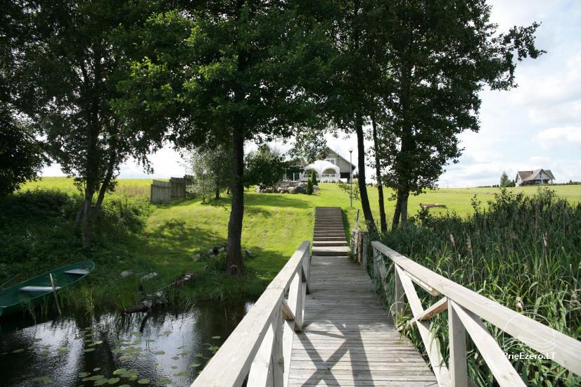 Villa by the lake , in Moletai area - 32
