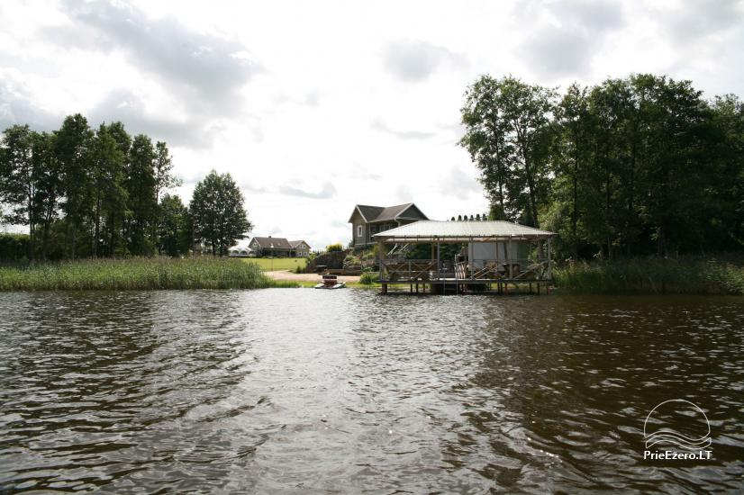 Villa by the lake , in Moletai area - 23