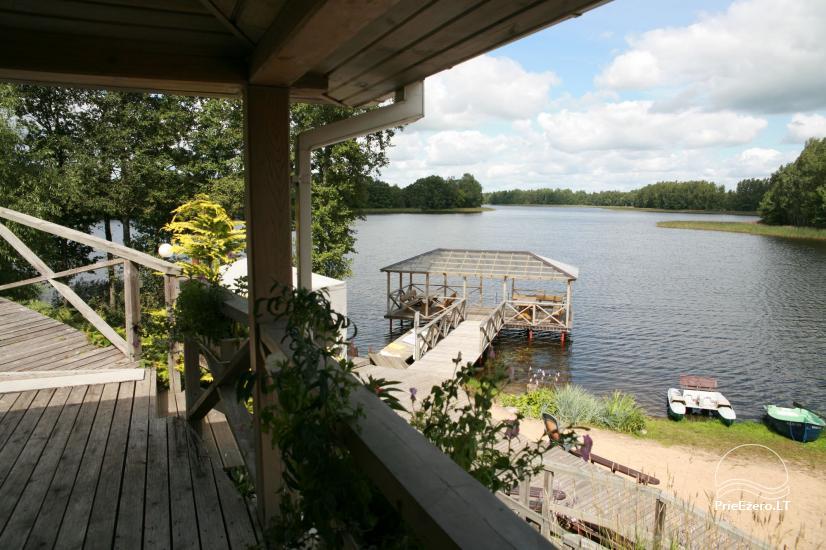Villa by the lake , in Moletai area - 25