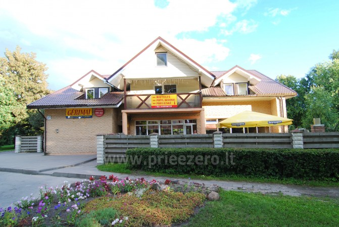 A cozy hotel with a sauna, swimming pool and banquet hall in Klaipeda district - 2