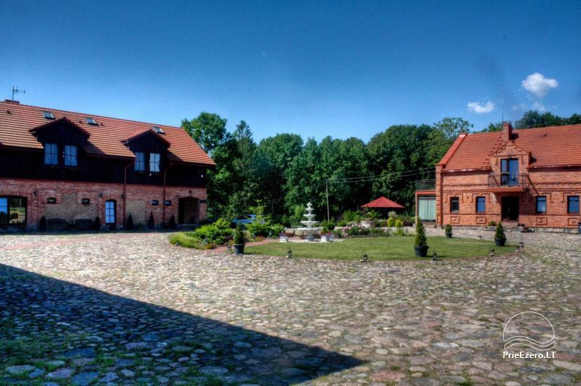 Heimstätte in Vilkaviskis Bezirk Thron des Königs - 2