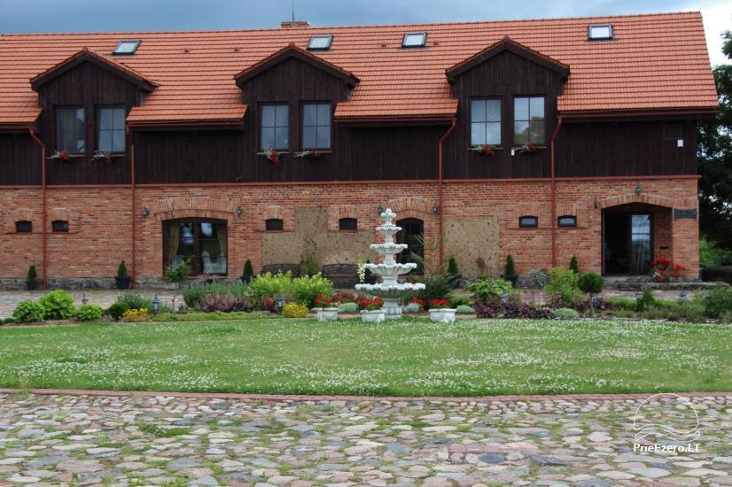 Heimstätte in Vilkaviskis Bezirk Thron des Königs - 1