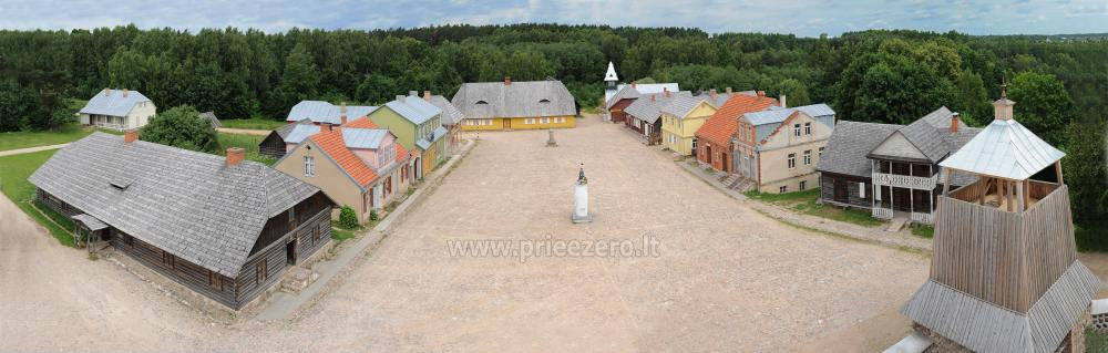 Accommodation and catering in Lithuanian Folk Museum - 2