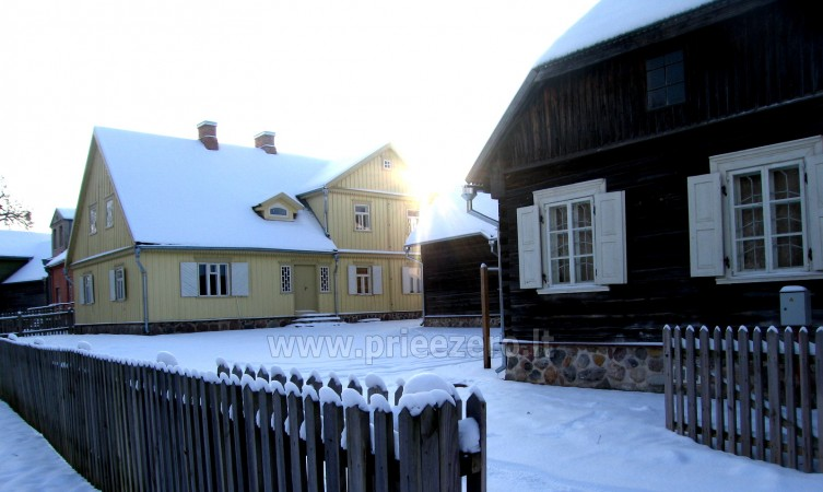 Accommodation and catering in Lithuanian Folk Museum - 6