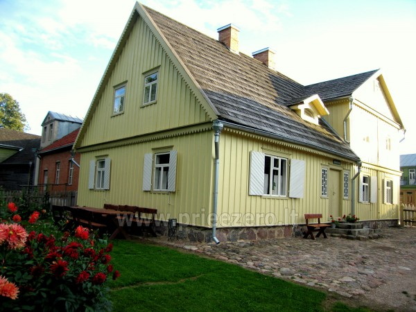 Accommodation and catering in Lithuanian Folk Museum - 4