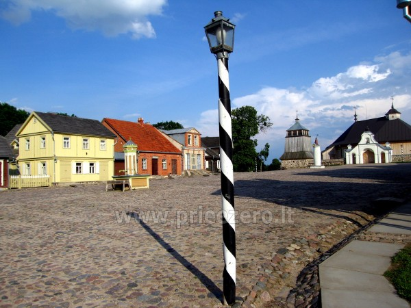 Accommodation and catering in Lithuanian Folk Museum - 7