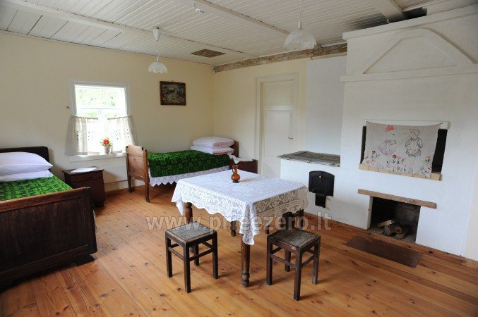 Accommodation and catering in Lithuanian Folk Museum - 8