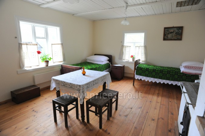 Accommodation and catering in Rumsiskes, Lithuanian Folk Museum - 9