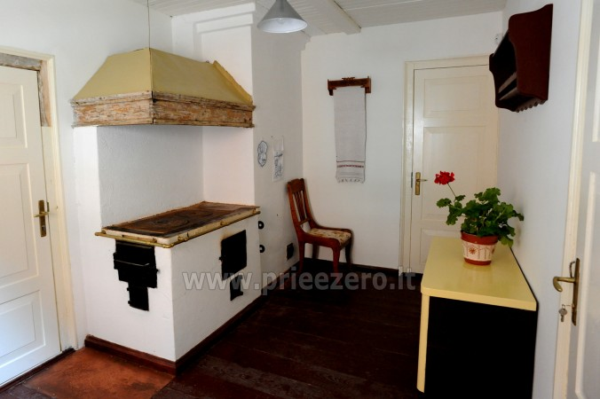 Accommodation and catering in Lithuanian Folk Museum - 10