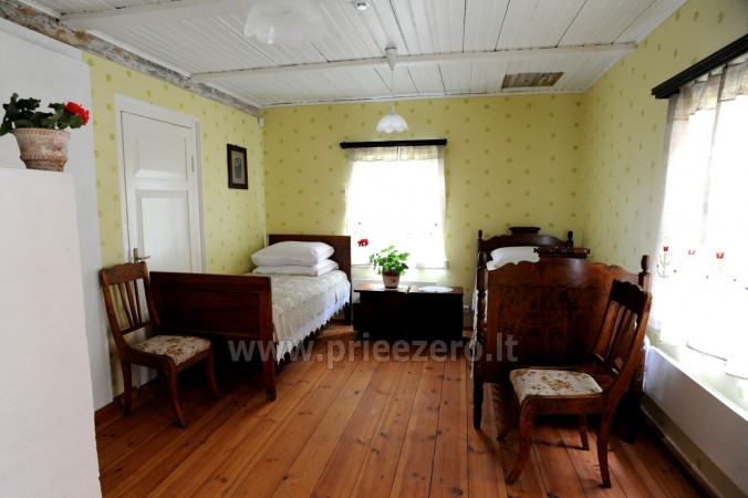 Accommodation and catering in Rumsiskes, Lithuanian Folk Museum - 12