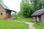 Homestead Dūminė pirtis with bathhouse for rent 50 km from Vilnius - 2