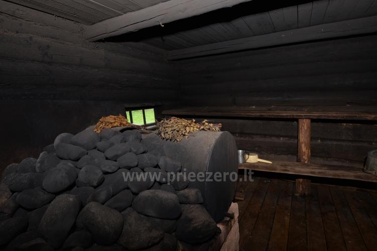 Усадьба Dūminė pirtis с баней в аренду в 50 км от Вильнюса - 10
