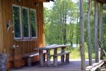 Усадьба Dūminė pirtis с баней в аренду в 50 км от Вильнюса - 4