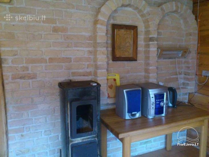 Bathhouse for rent in Vilnius district - 4