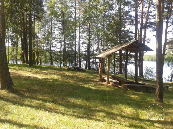 Senoji Tiltiske. Bath, place for tents, boats - 7